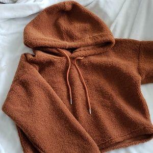 Brown Teddy Bear Sweater